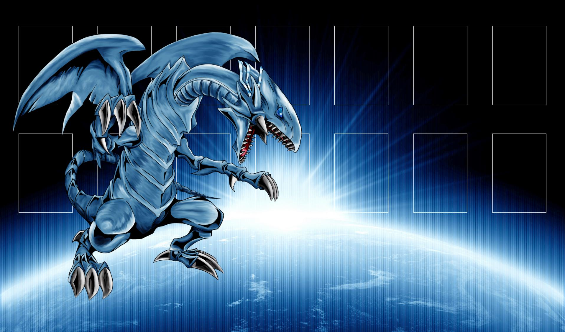1916x1126 Free Download Blue Eyes White Dragon Wallpapers | PixelsTalk.Net