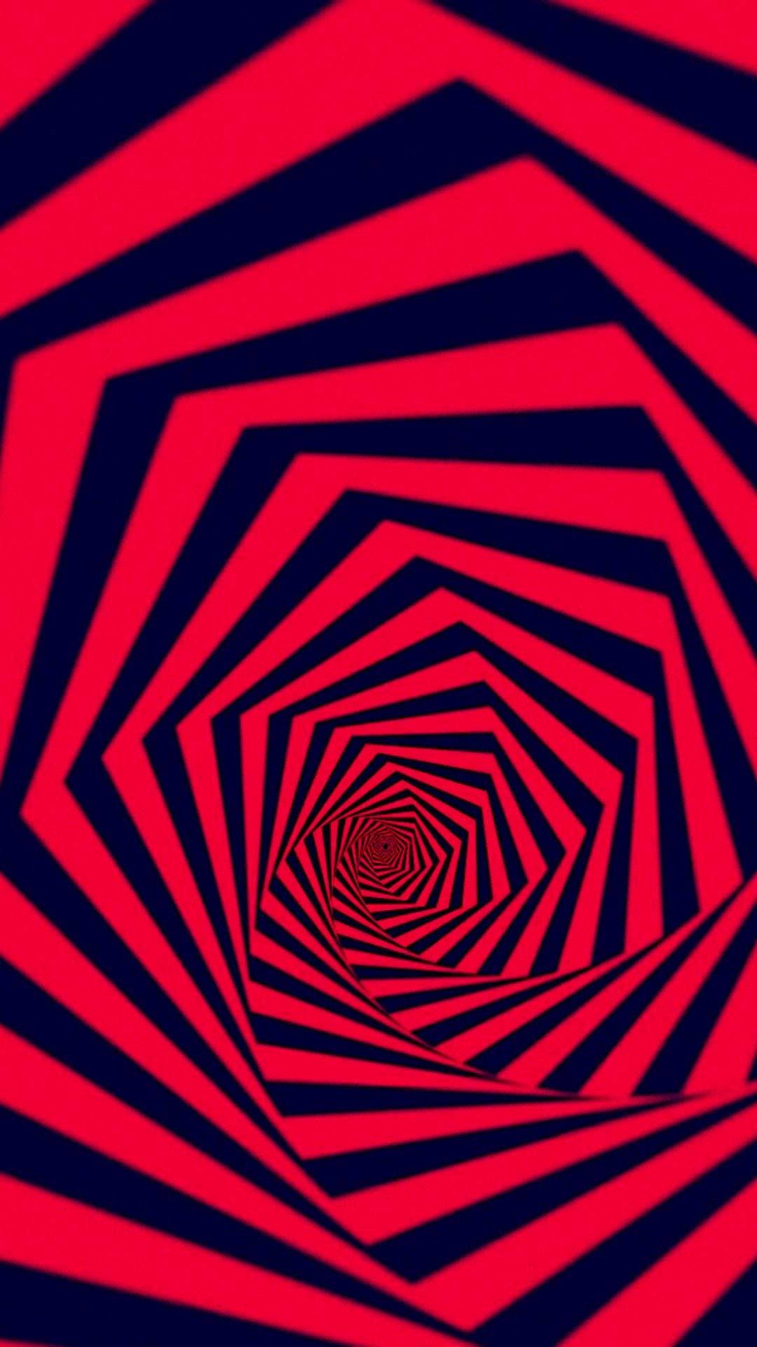 1080x1920 70+ Red Swirl Wallpapers on WallpaperPlay