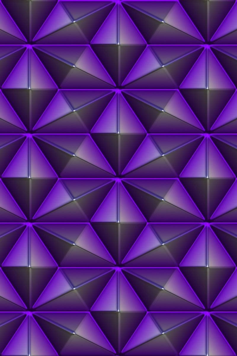 800x1200 Download wallpaper 800x1200 shape, surface, triangles ...