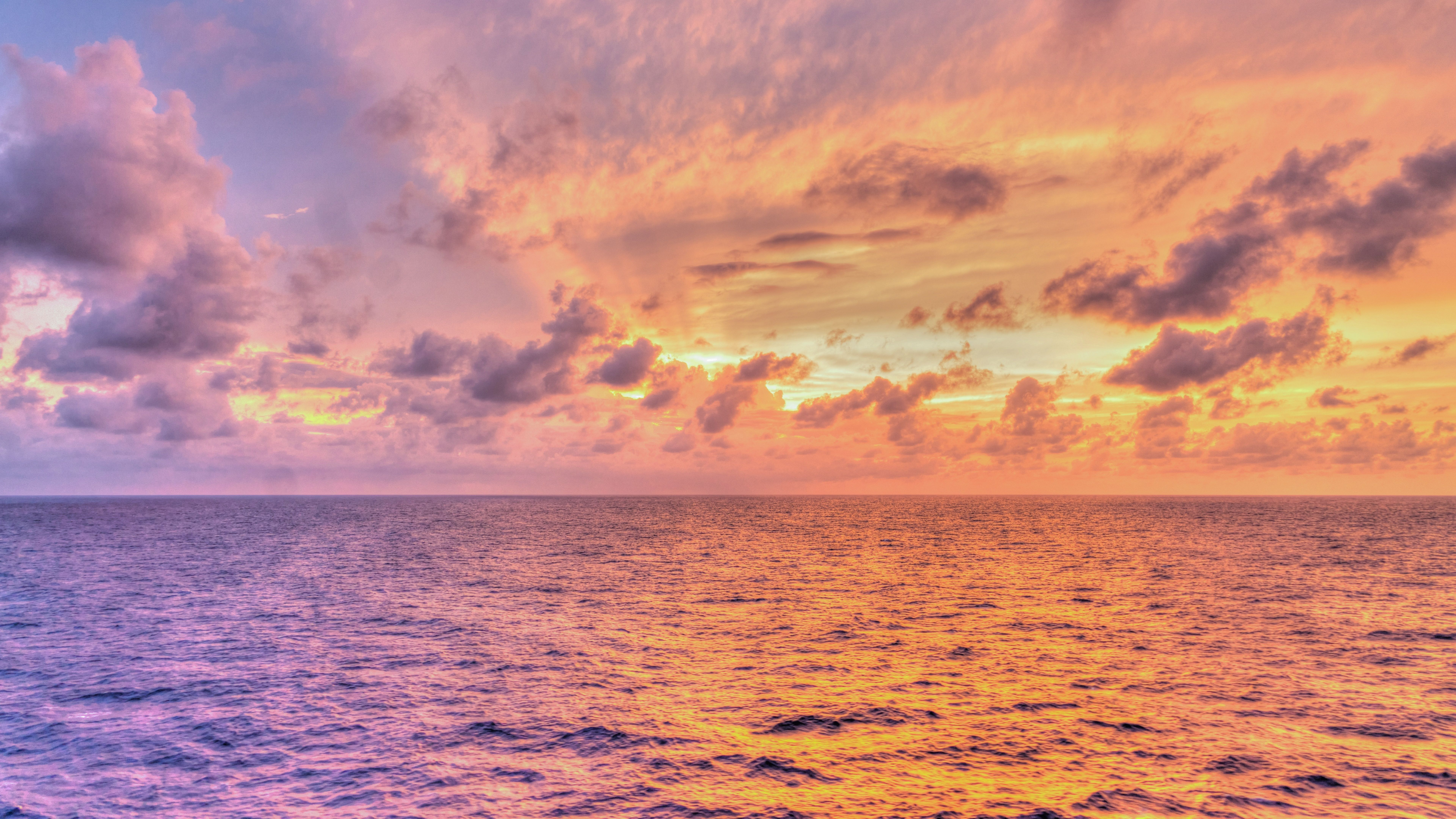 7680x4320 7680x4320 Sunset Reflections In Water 8k 8k HD 4k Wallpapers ...