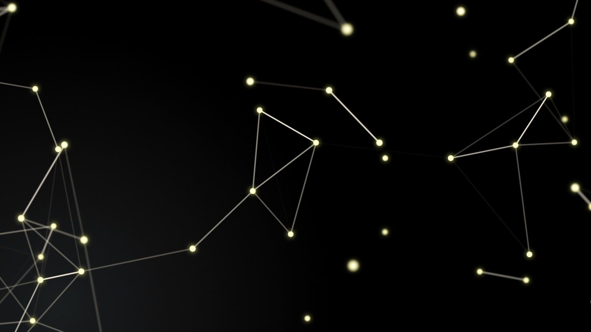 1920x1080 55+ Constellation Geometric Wallpapers - Download at ...