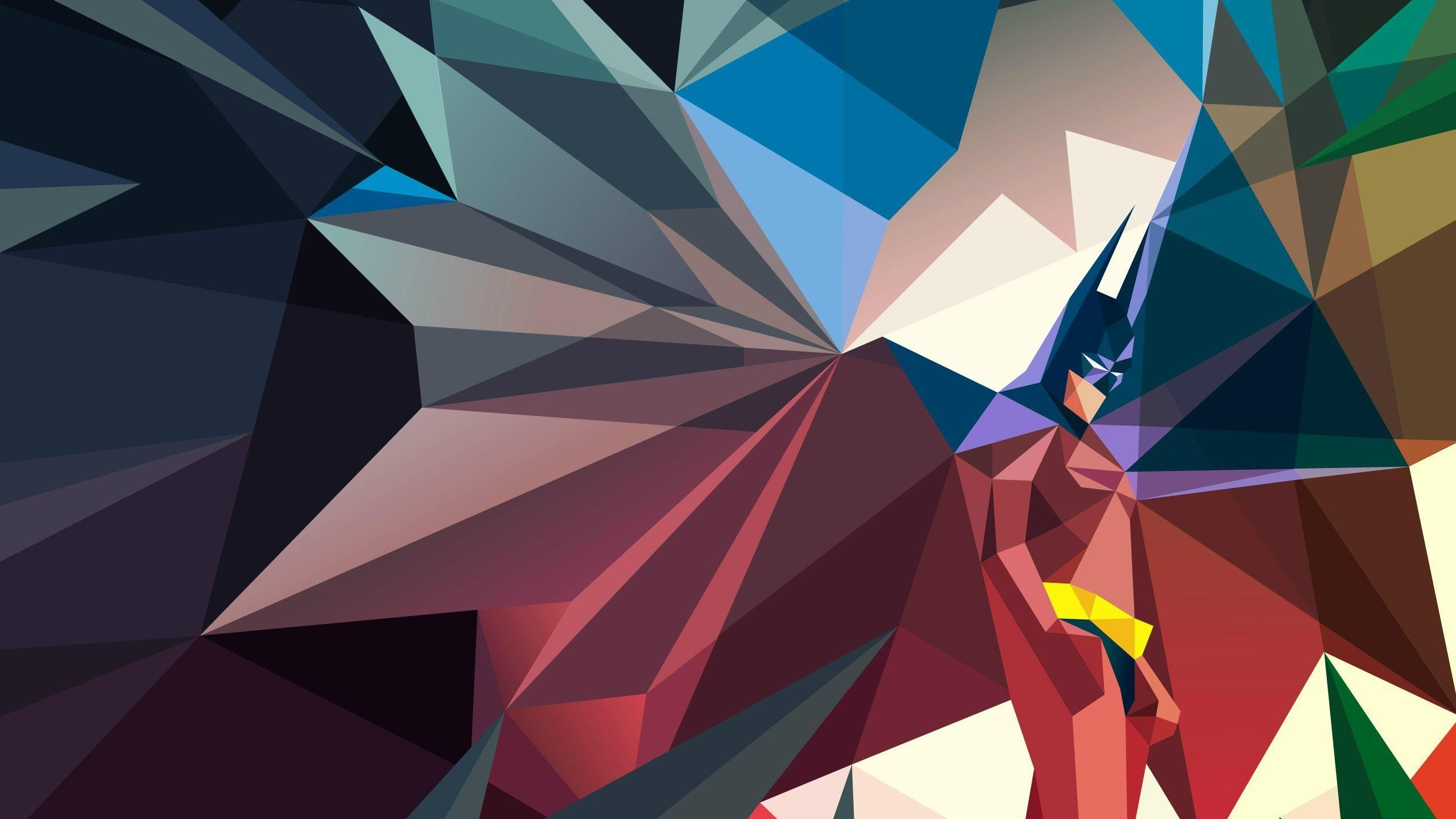 2560x1440 Low Poly Batman Background, Hd Wallpapers & backgrounds ...