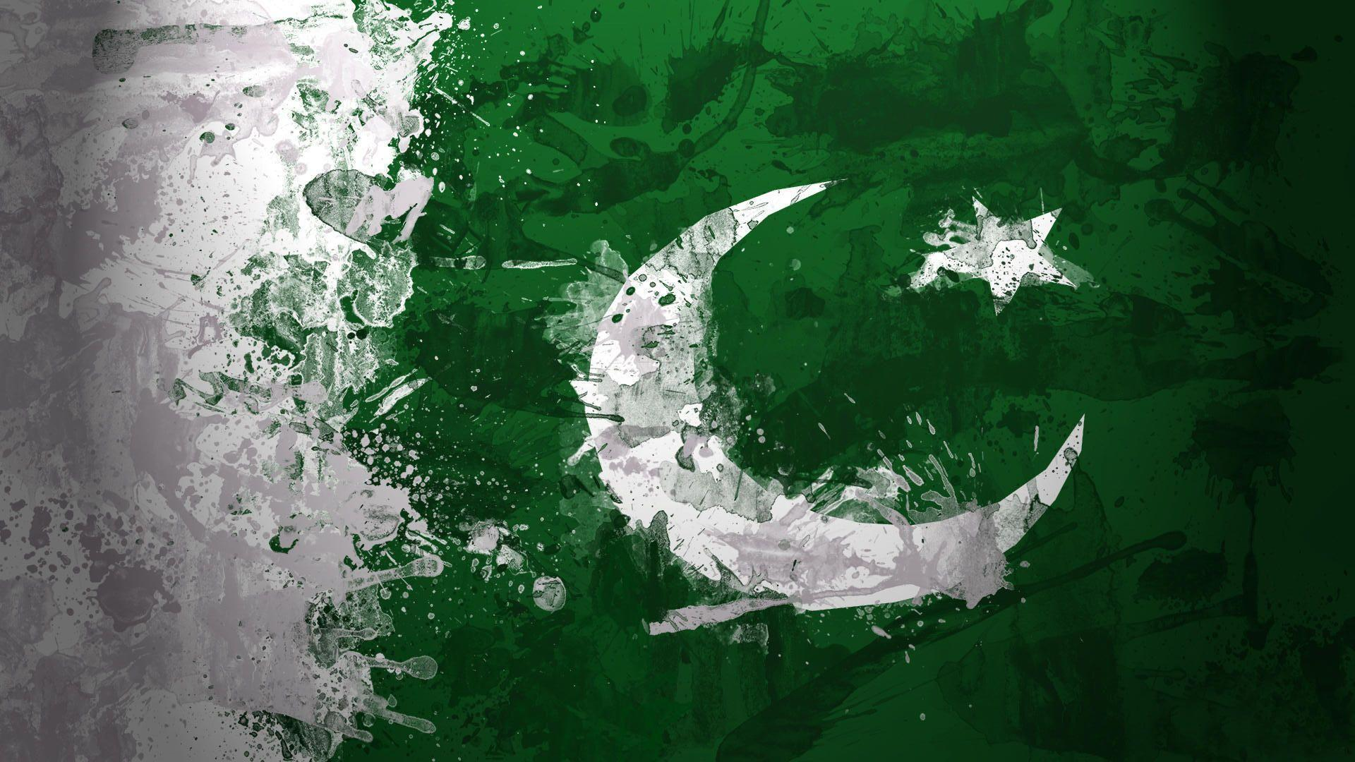 1920x1080 Wallpapers Pakistan Flag 2017