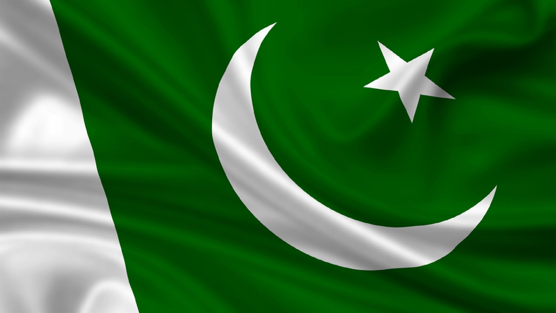 1920x1080 Pakistani Flag HD Free Wallpapers For Desktop
