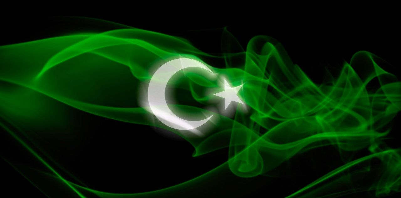 1280x634 Pakistan Flag HD Wallpapers | Pakistan Flag Images – HD Wallpapers ...