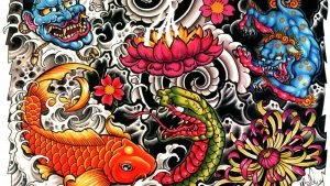 Japanese Tattoo Wallpapers – Top Free Japanese Tattoo Backgrounds