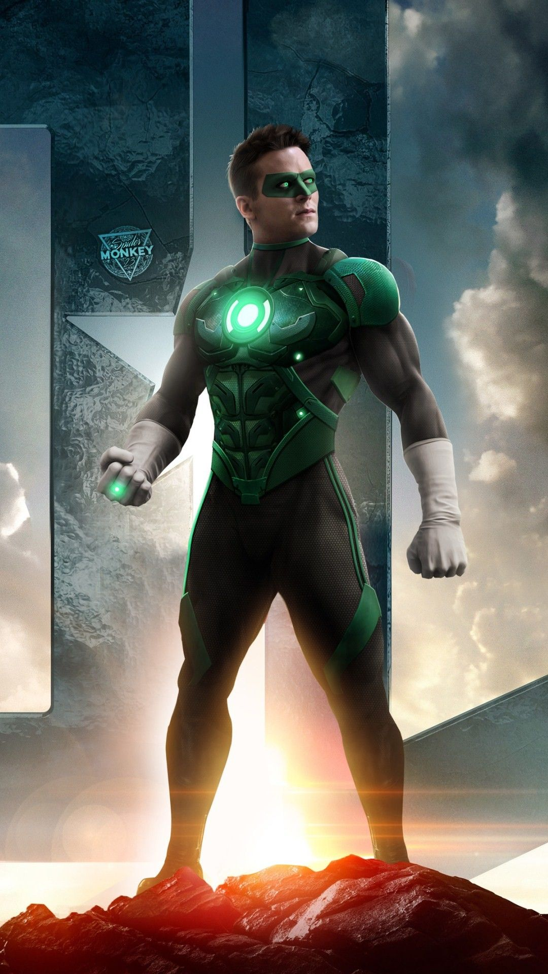 1080x1920 Green Lantern iPhone Wallpaper (74+ images)