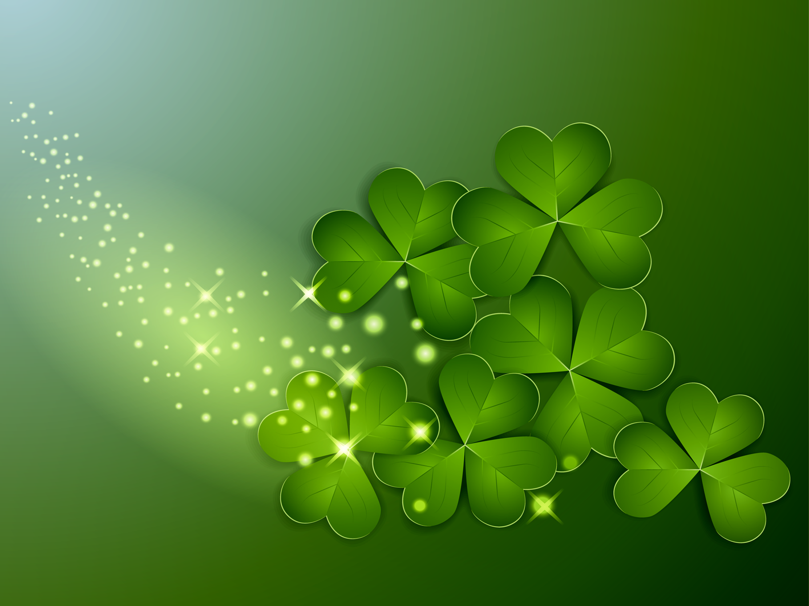 1600x1200 15 lucky Android wallpapers for St. Patrick's Day