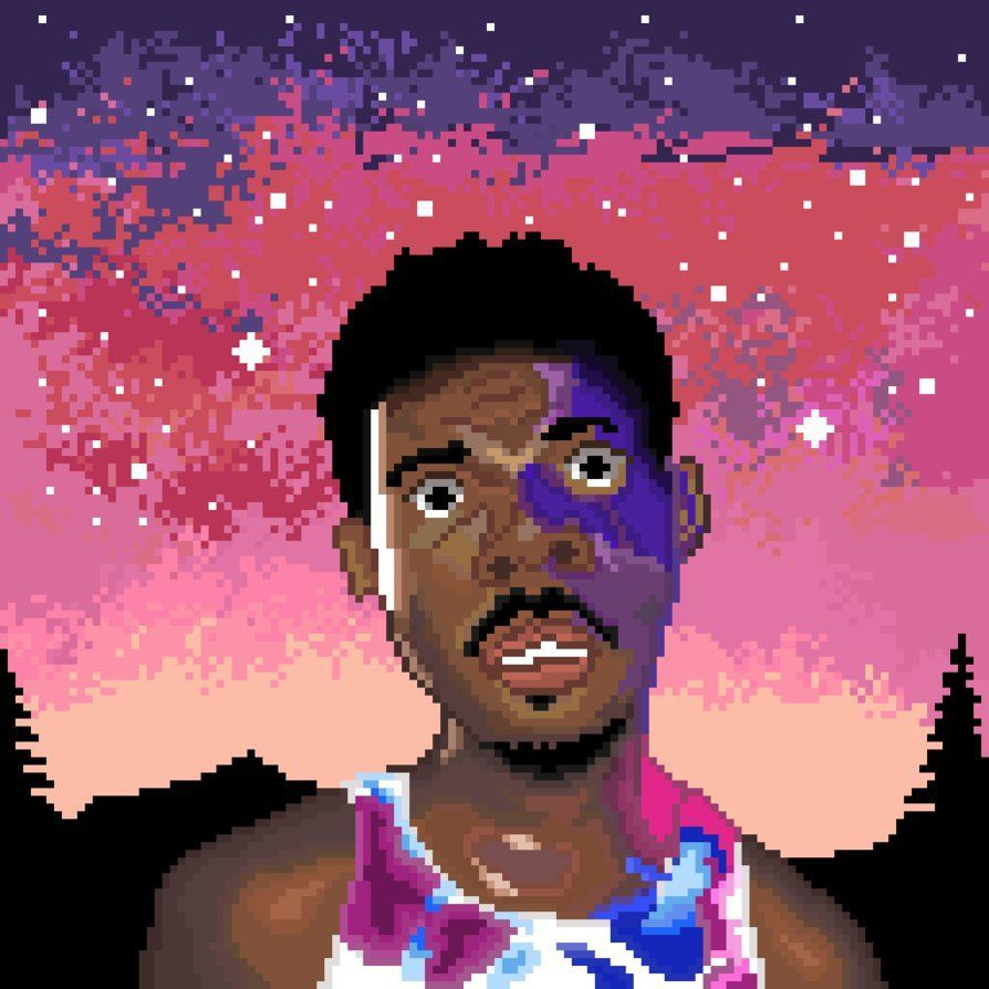 894x894 65+ Acid Rap Wallpapers - Download at WallpaperBro