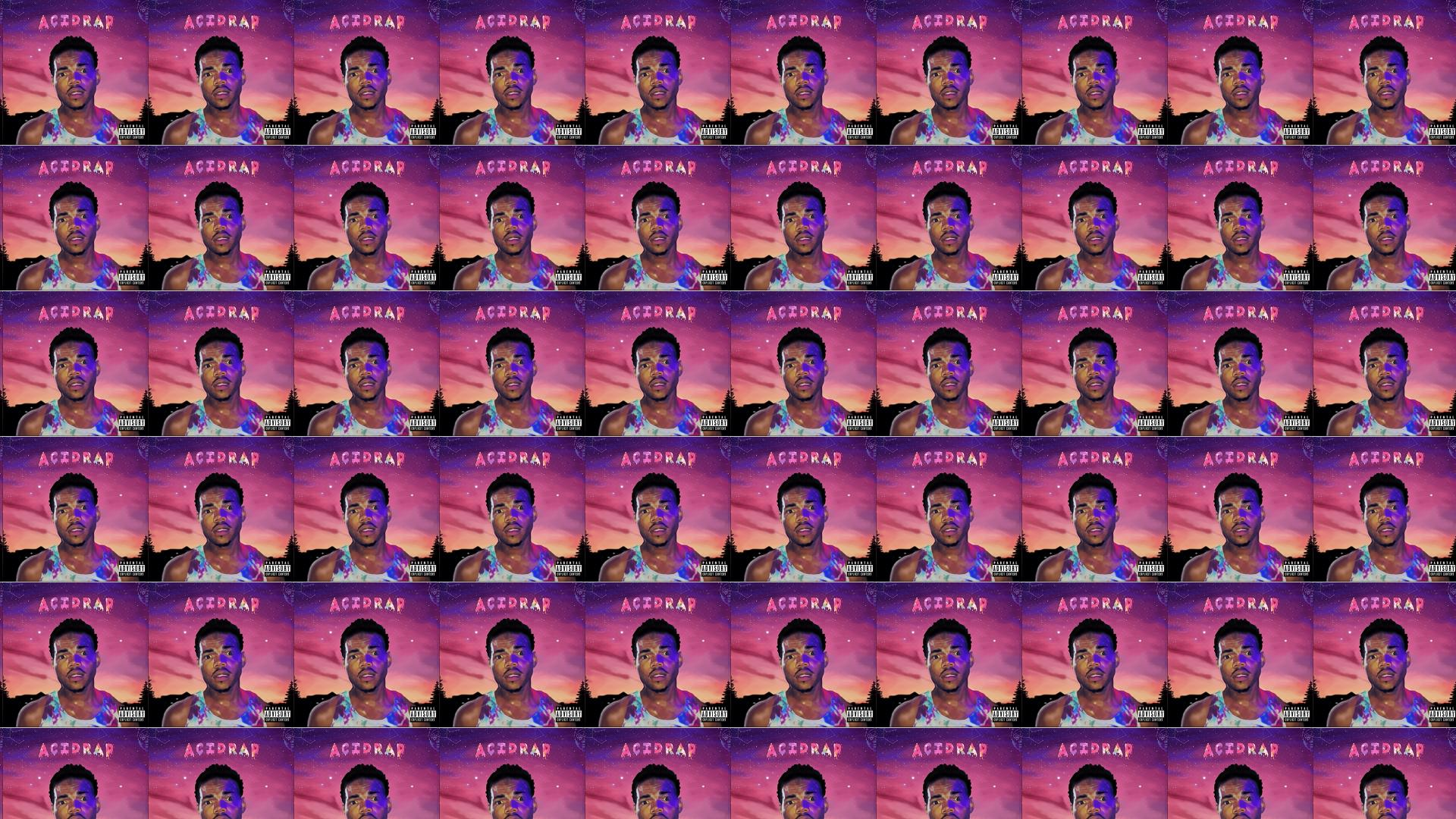 1920x1080 Chance Rapper Acid Rap Wallpaper « Tiled Desktop Wallpaper