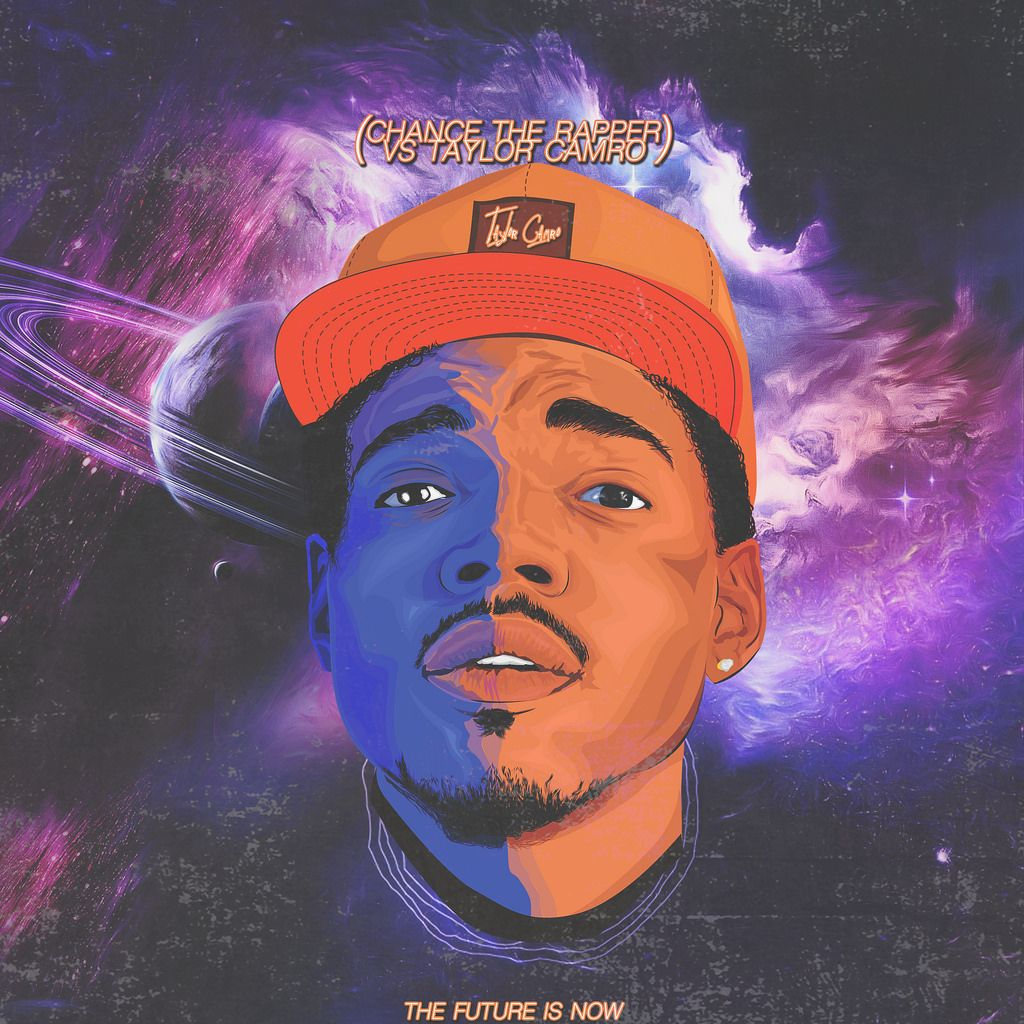 1024x1024 Rap - Acid Rap Chance The Rapper Art, Hd Wallpapers ...