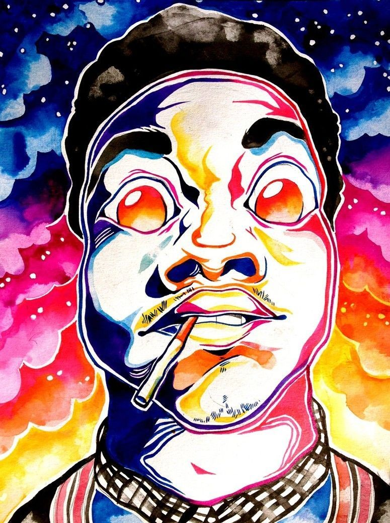 775x1039 Trippy Chance The Rapper Free Wallpaper & Backgrounds ...