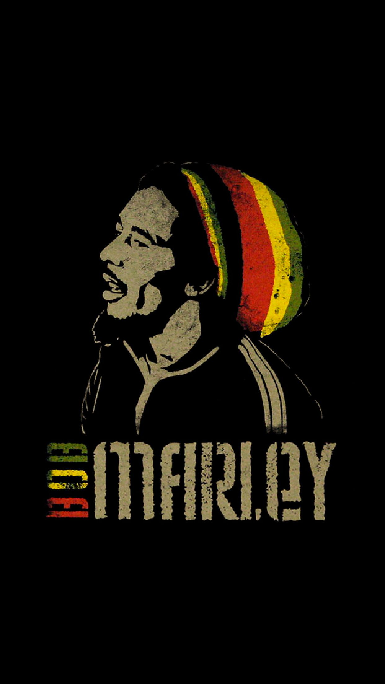 1242x2208 Bob Marley Wallpaper for iPhone X, 8, 7, 6 - Free Download ...