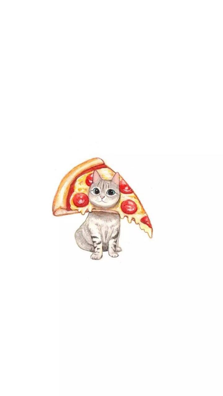 720x1280 PIZZACAT Wallpaper by VIOLETPALM - 3a - Free on ZEDGE™