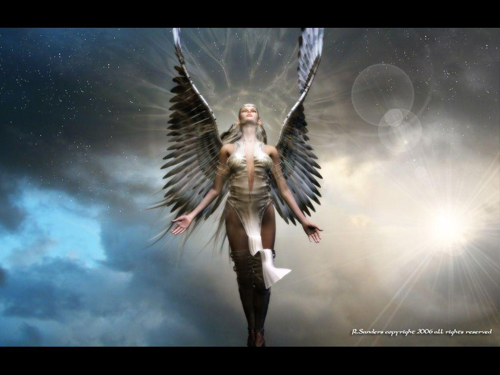 1024x768 Best 60+ Archangel Michael Wallpaper on HipWallpaper ...