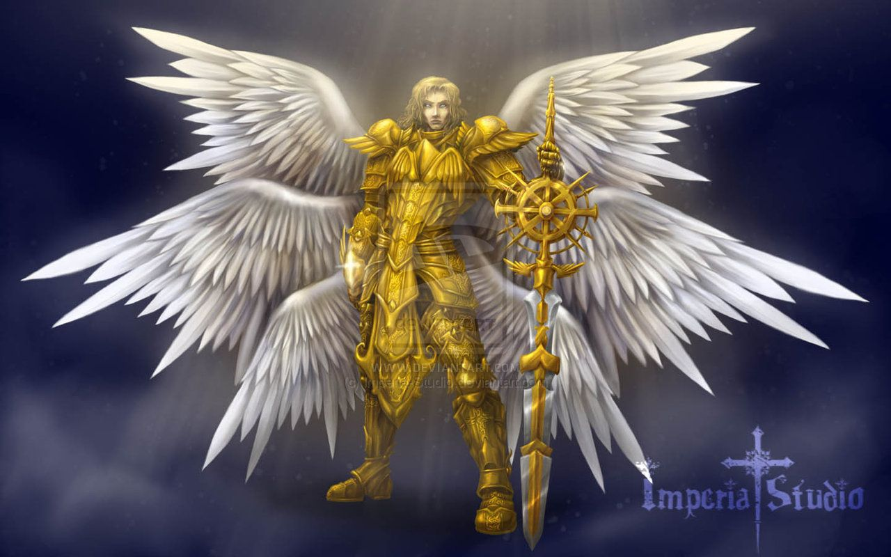 1280x800 Free download Archangel Michael Wallpapers [1280x800] for ...