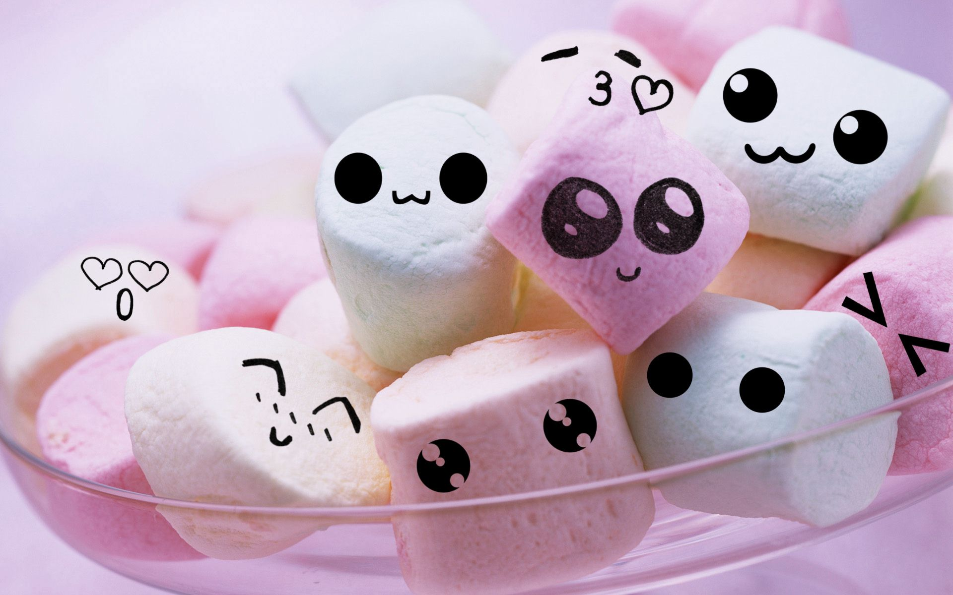 1920x1200 Marshmallows Wallpapers