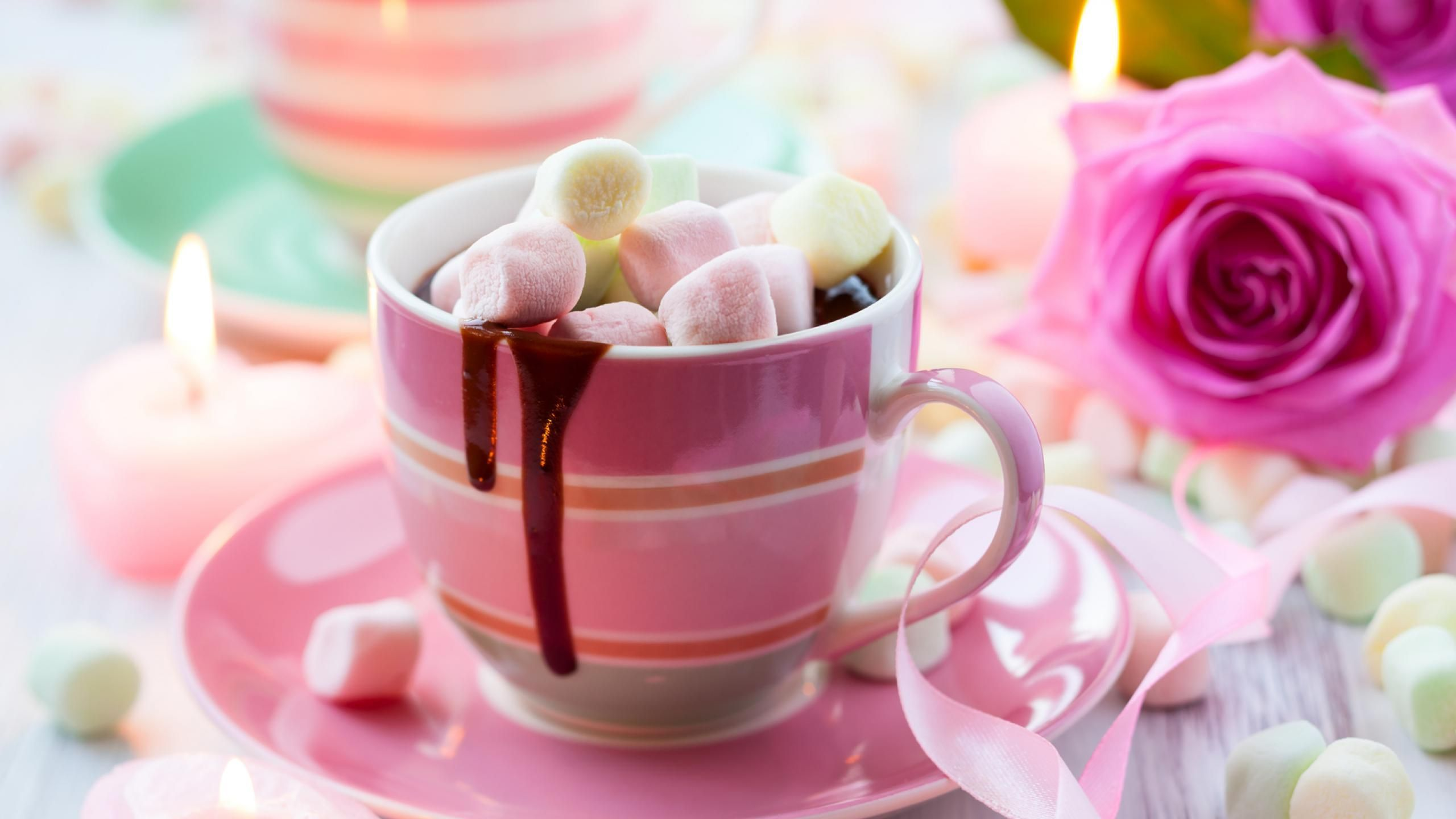 2560x1440 Wallpapers Candy Cute