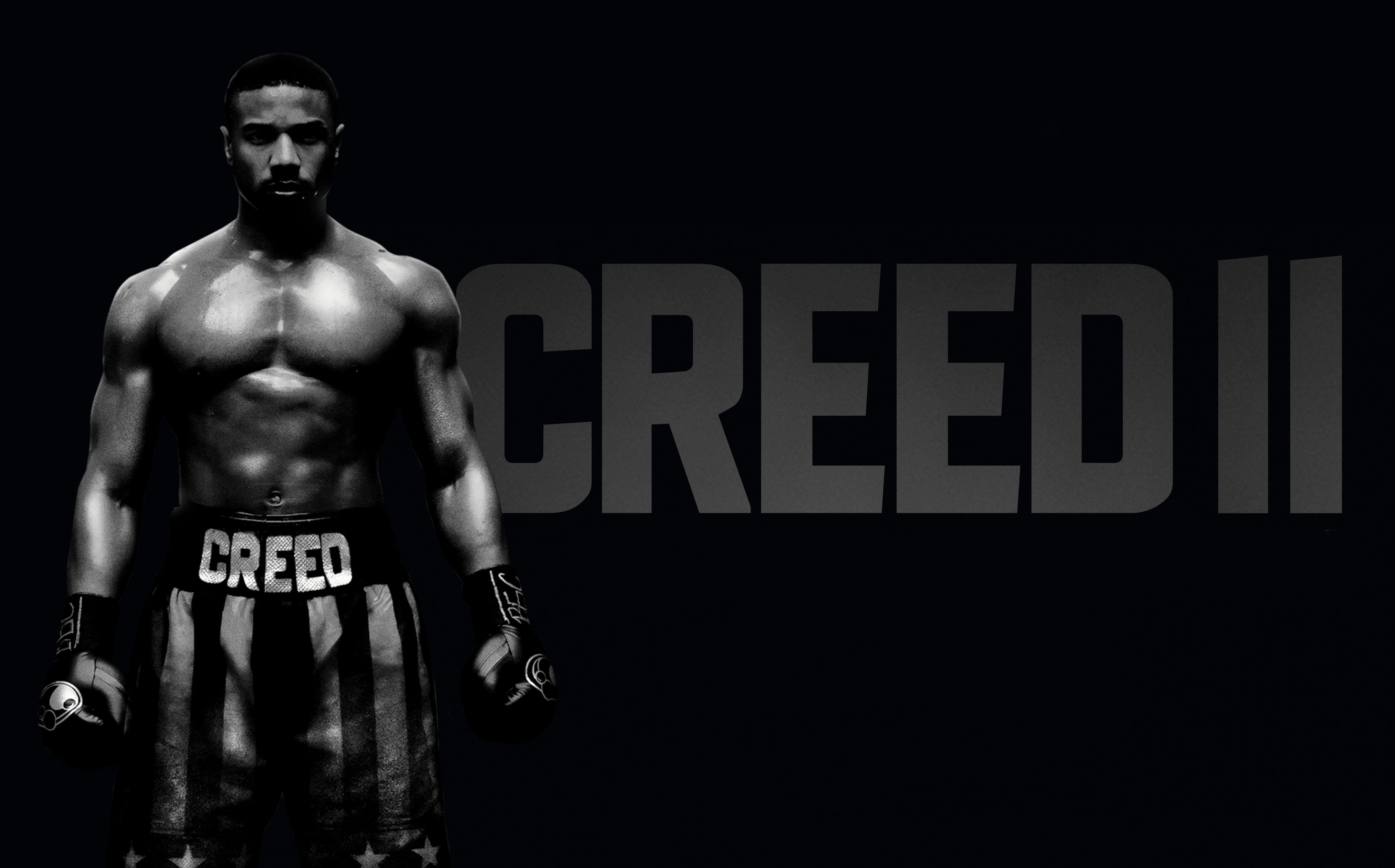 4000x2490 Creed II Movie Wallpapers
