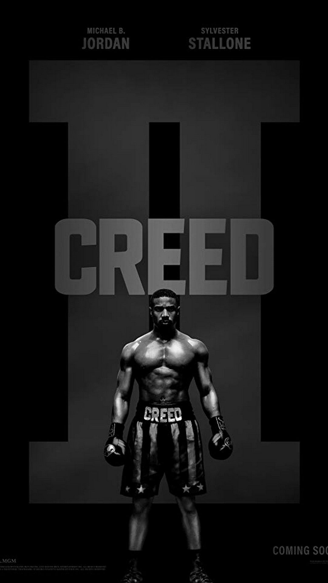 1080x1920 Creed 2 Poster HD   2019 Movie Poster Wallpaper HD