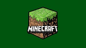 Minecraft Logo Wallpapers – Top Free Minecraft Logo Backgrounds