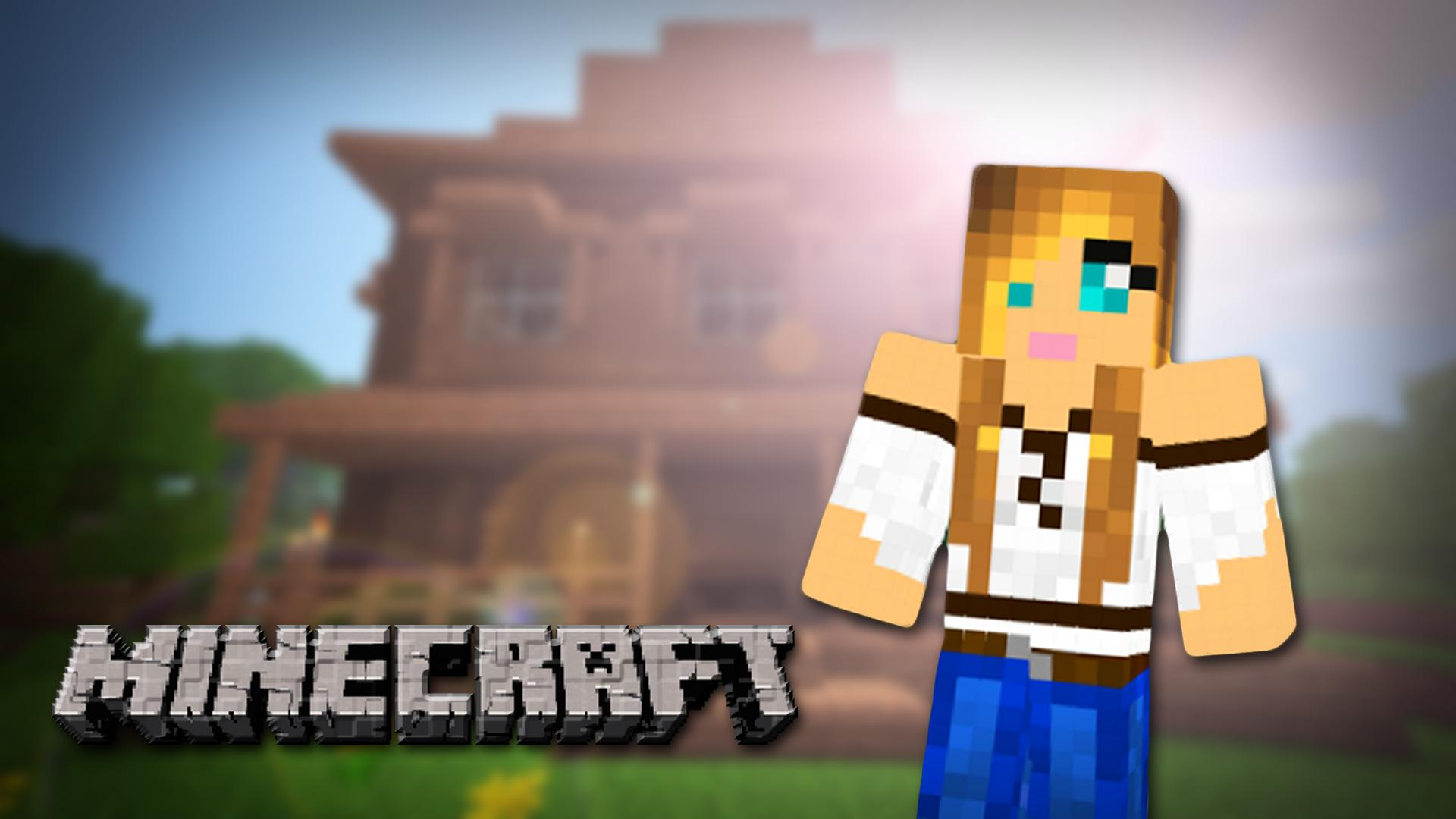 1920x1080 43+] Minecraft Wallpapers for Girls on WallpaperSafari