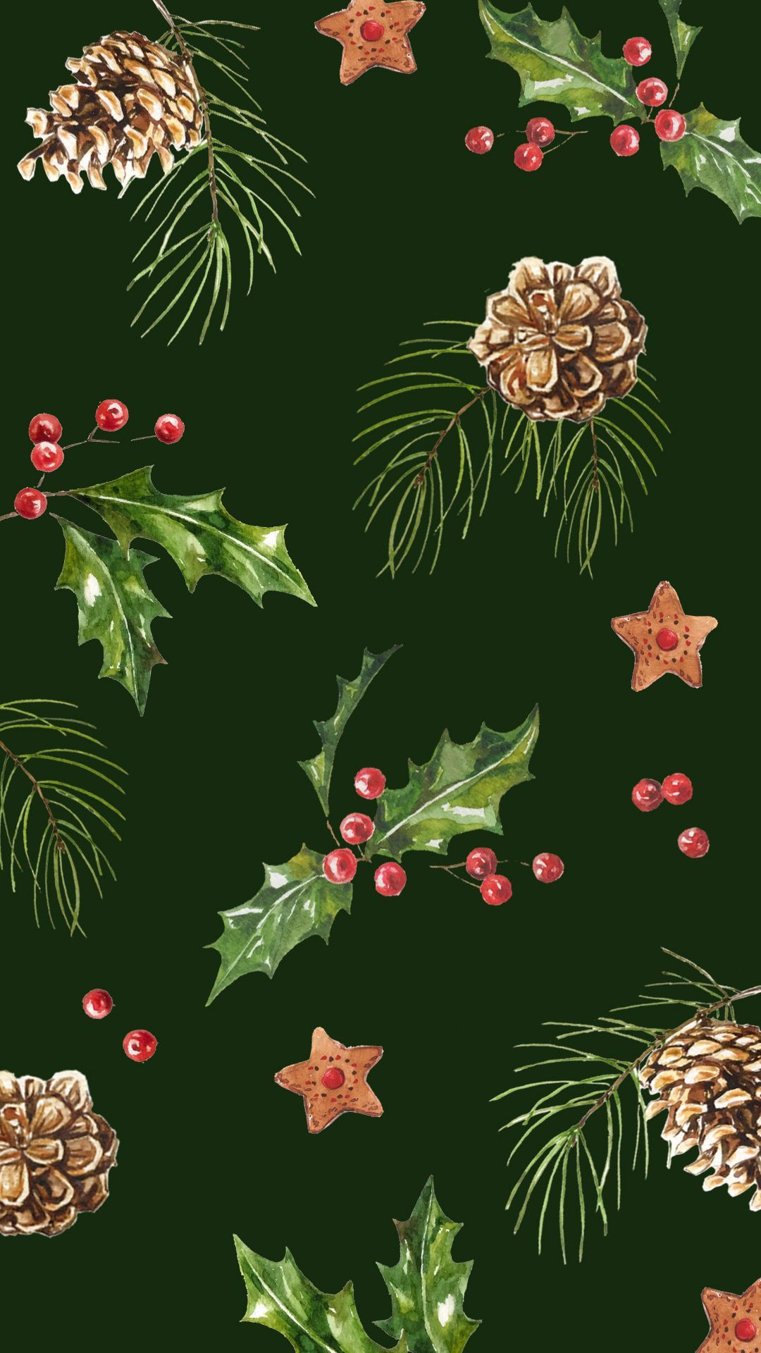 1080x1920 Pin by Kathy on Christmas Wallpapers in 2019   Winter ...