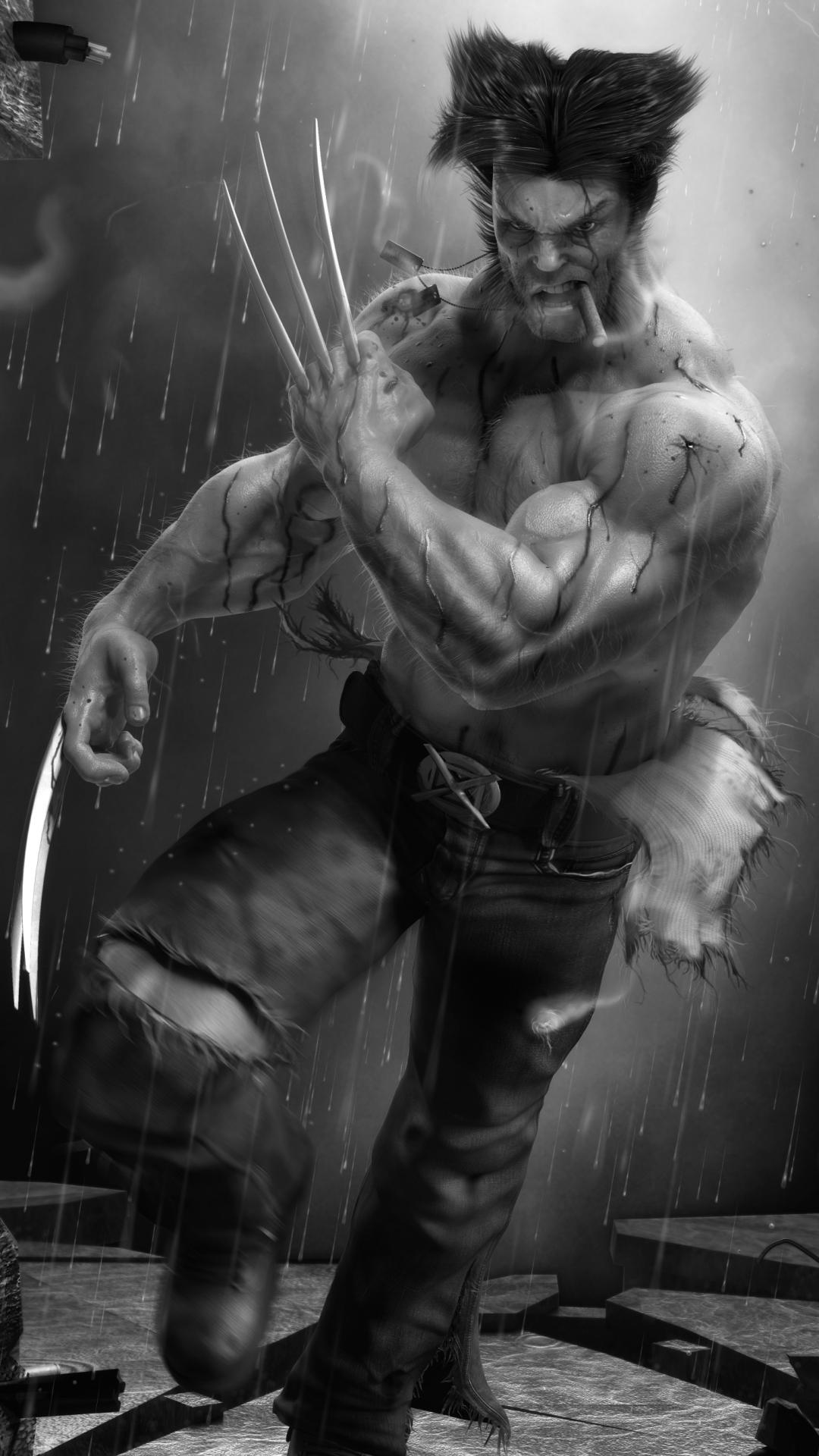 1080x1920 Wolverine Iphone Wallpaper