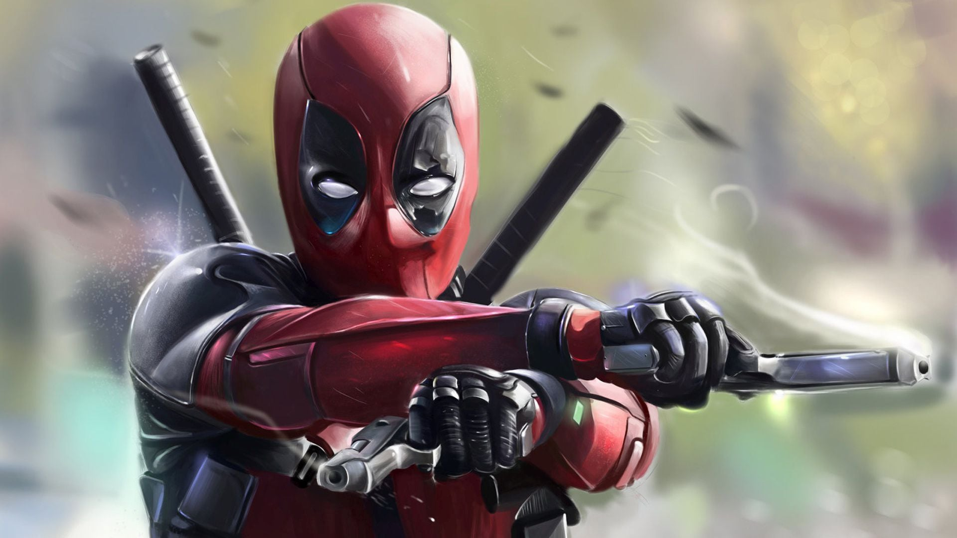 1920x1080 Deadpool Wallpapers HD Backgrounds, Images, Pics, Photos Free ...