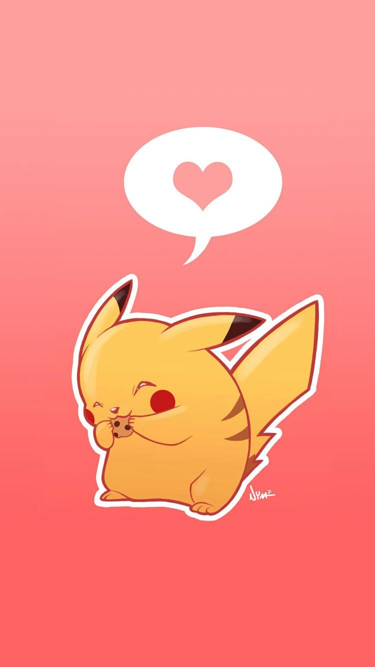 750x1334 Thanks for your cookie I love u | Cute iphone 6 wallpaper ...