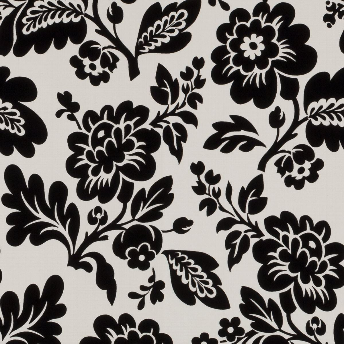 1200x1200 Black & White Floral Wallpapers | Floral Patterns ...