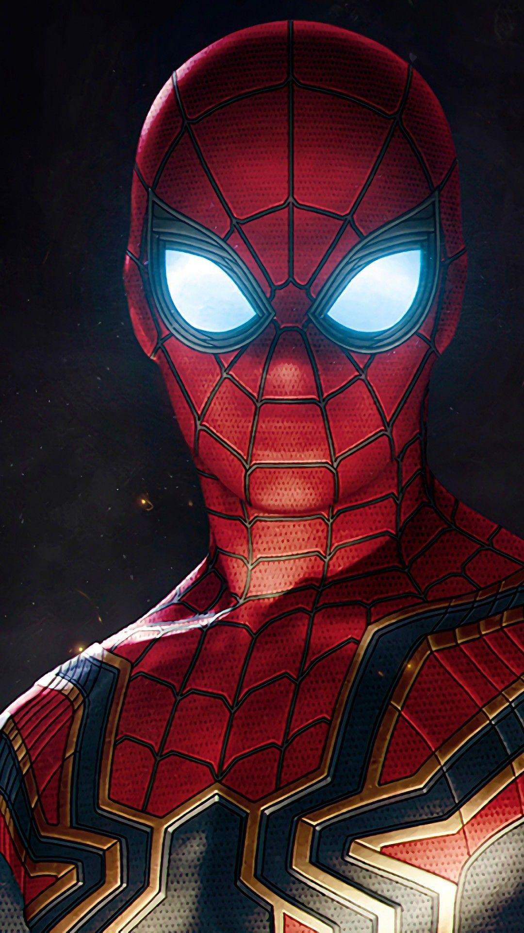 1080x1920 Free Spider Man in Avengers Infinity War phone wallpaper by ...