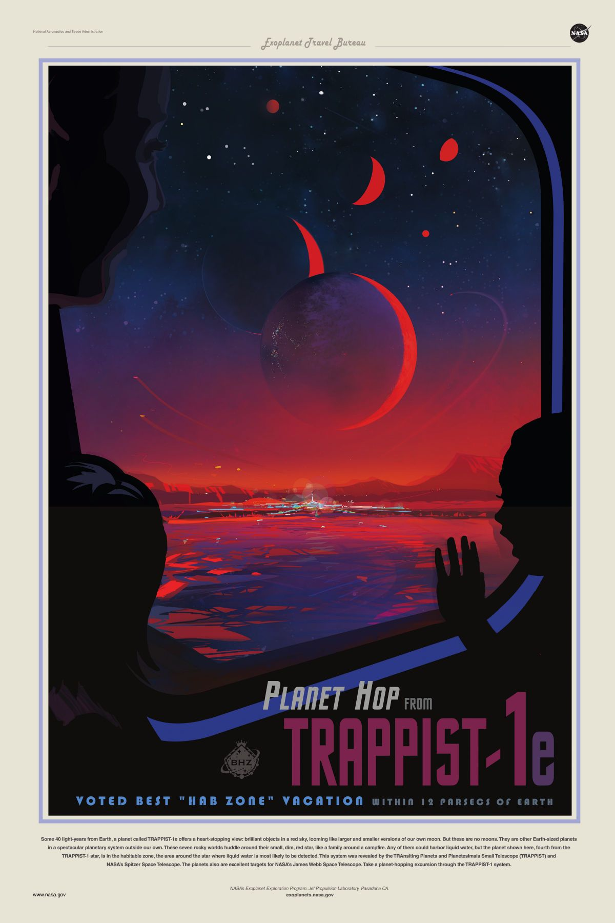 1200x1800 Planet hop from TRAPPIST-1e – Exoplanet Exploration: Planets ...