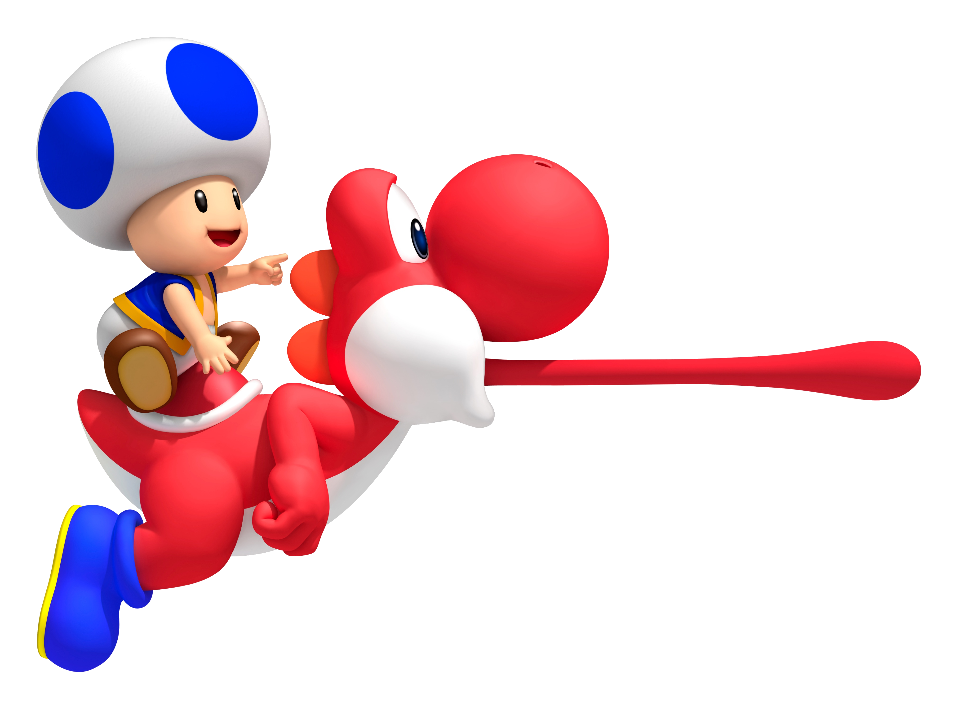 4048x3024 30 Toad (Mario) HD Wallpapers | Background Images ...