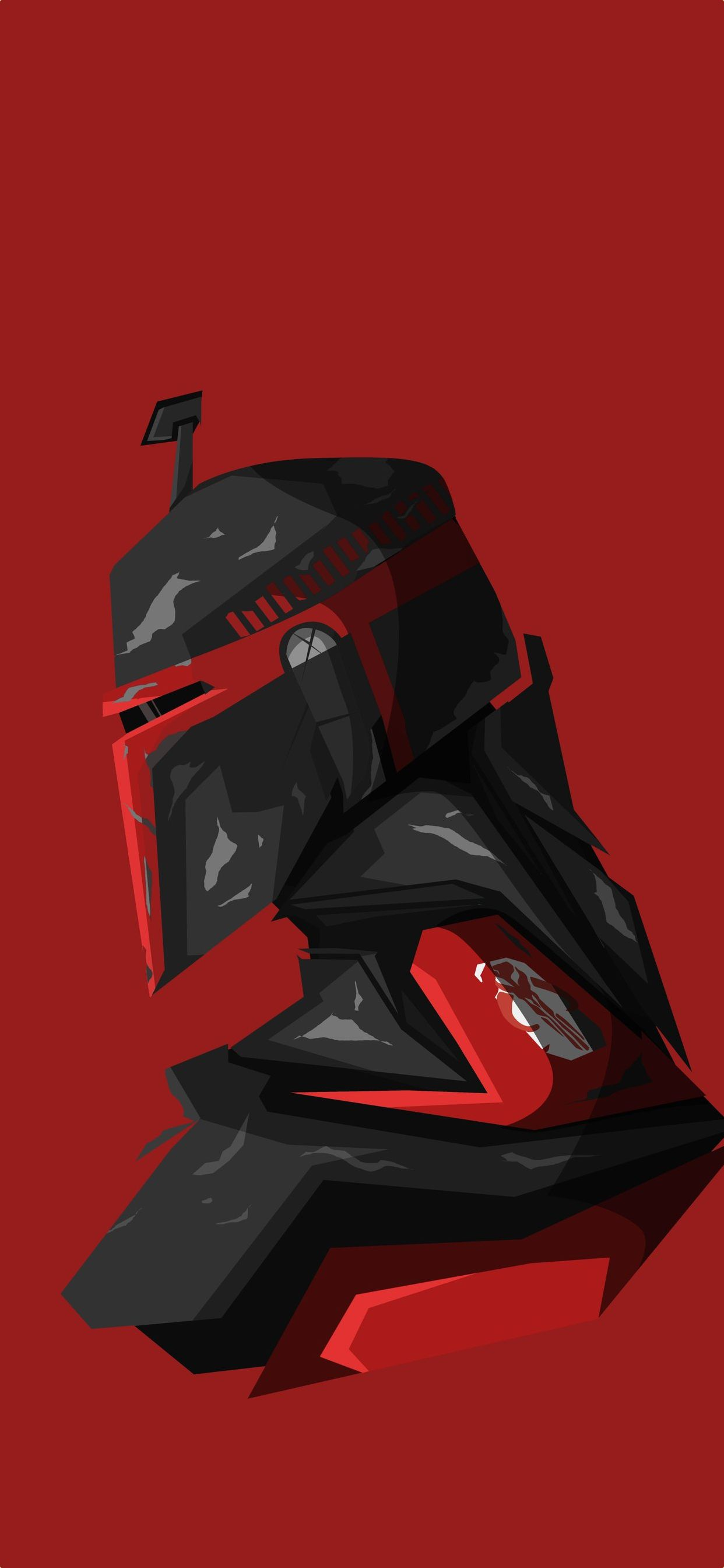 1242x2688 The Mandalorian iPhone wallpapers