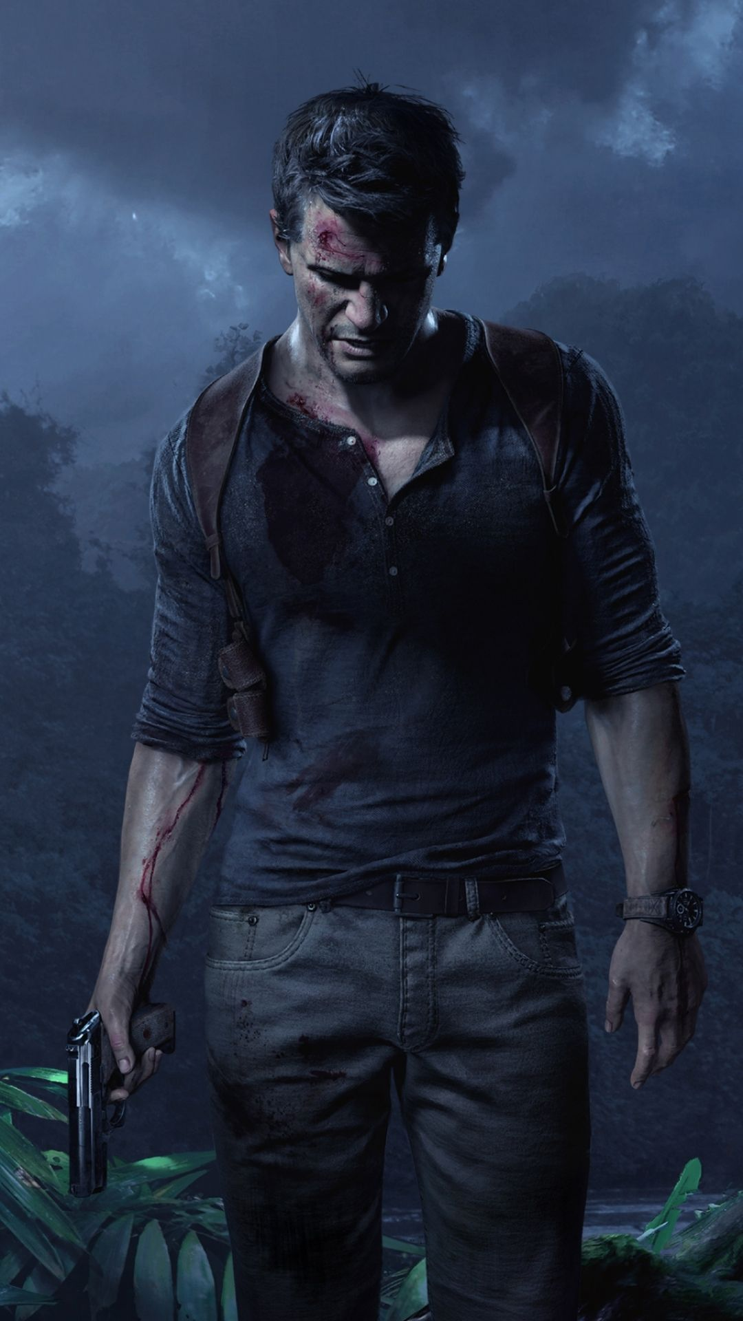1080x1920 Video Game Uncharted 4: A Thief's End Uncharted Mobile ...