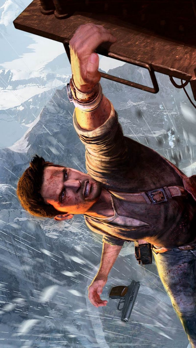 800x1420 Download wallpaper 800x1420 uncharted 2 among thieves ...