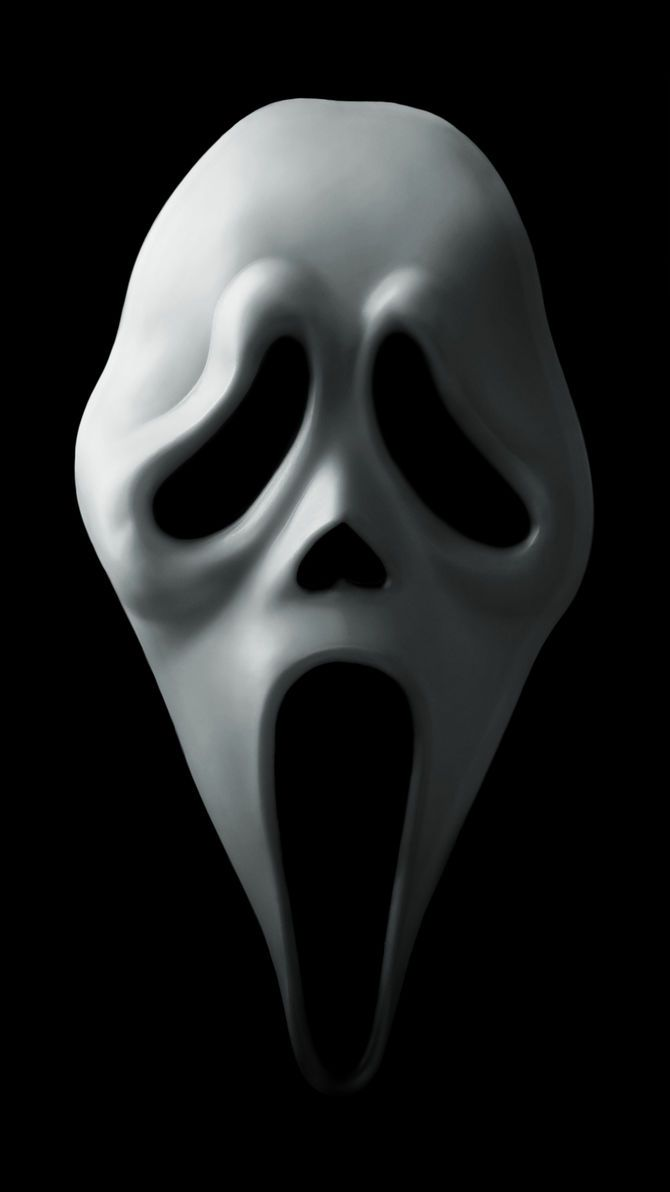 670x1192 Scream 4 (2011) Phone Wallpaper in 2019 | Scream movie ...