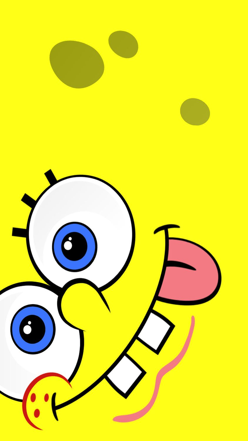 844x1500 Cool Spongebob Wallpapers , (35+) Pictures