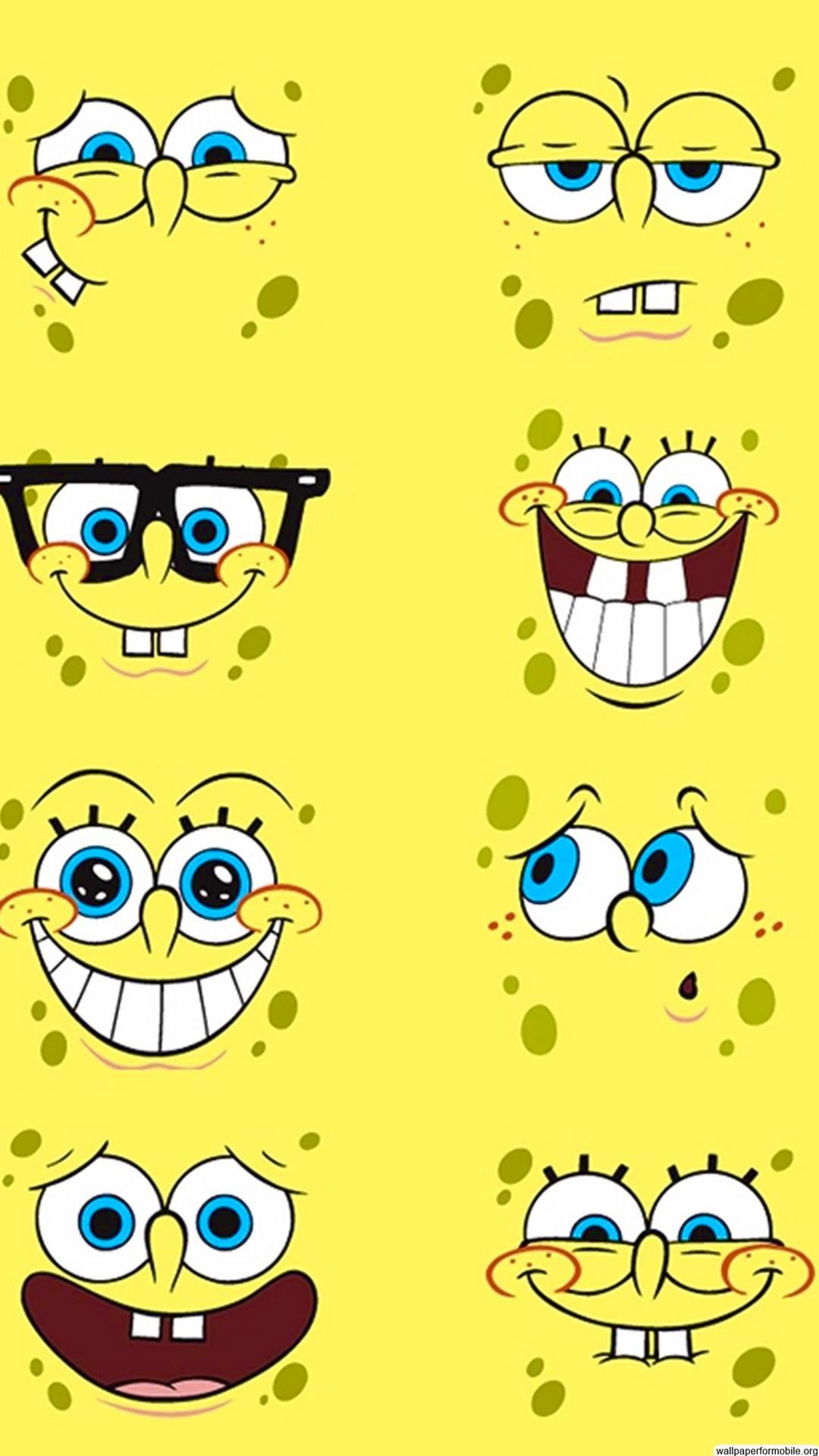 1080x1920 Spongebob Squarepants : phonewallpapers