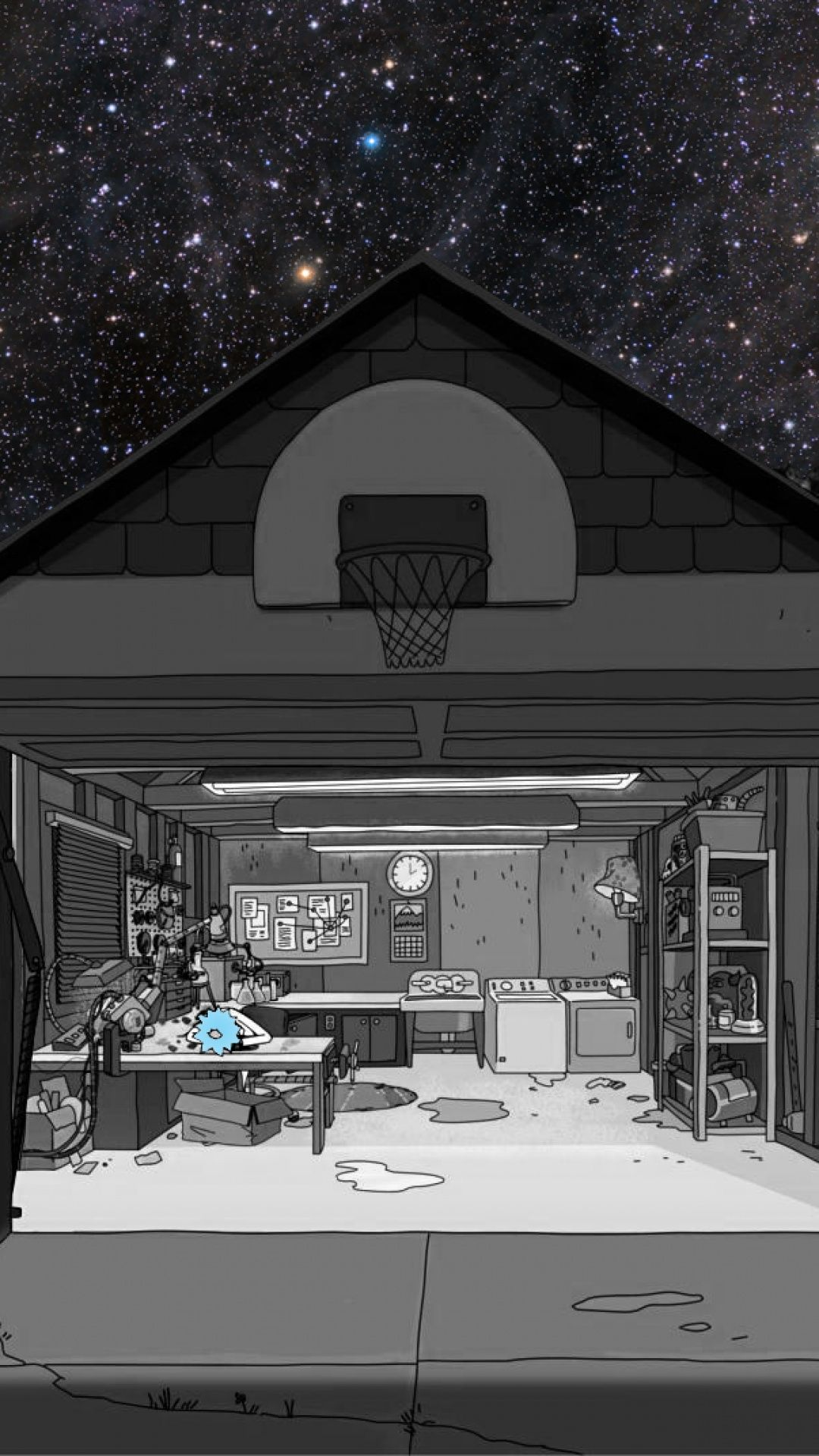 1080x1920 Mobile Phone Rick And Morty 1080×1920 Wallpaper Wpt7807217 ...