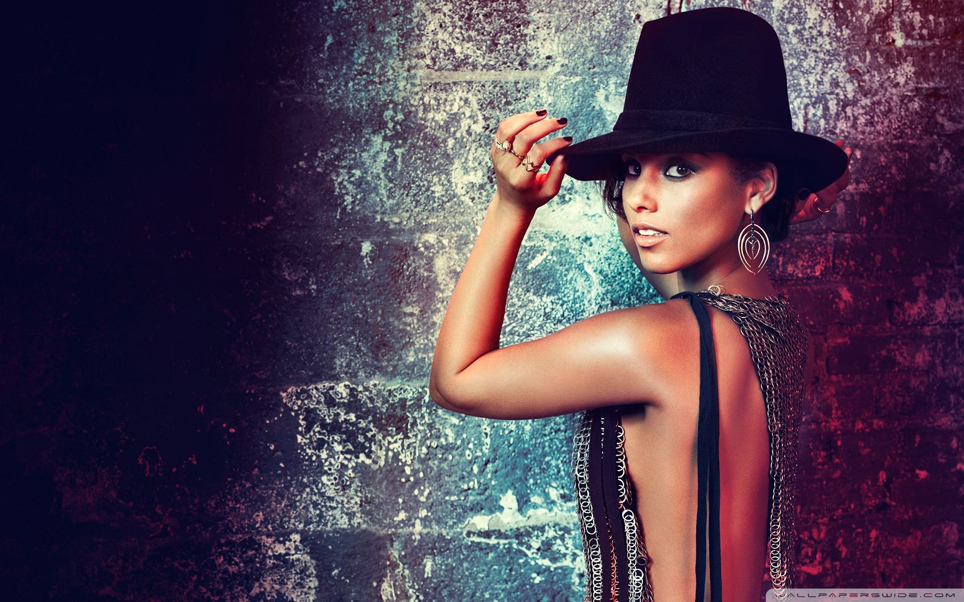 1920x1200 Alicia Keys ❤ 4K HD Desktop Wallpaper for 4K Ultra HD TV ...