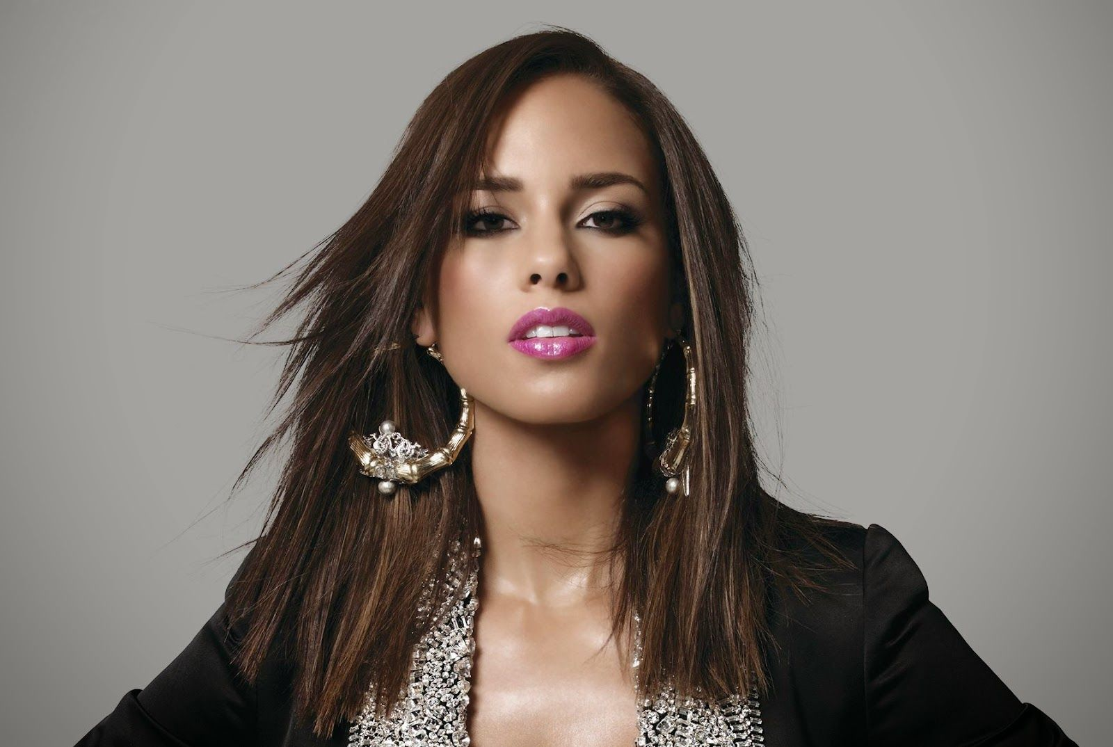 1600x1074 Hollywood Actress Wallpaper: Alicia Keys Wallpapers