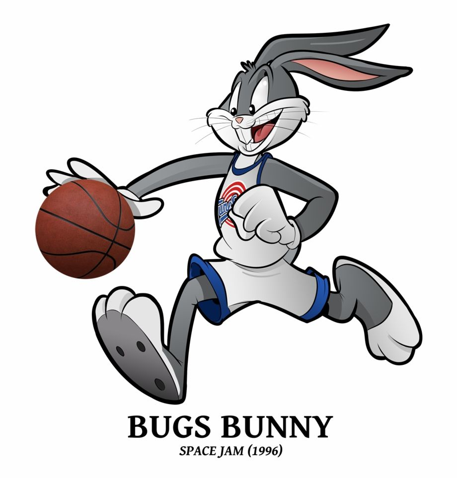 920x963 Download for free 10 PNG Space jam logo bugs bunny top ...
