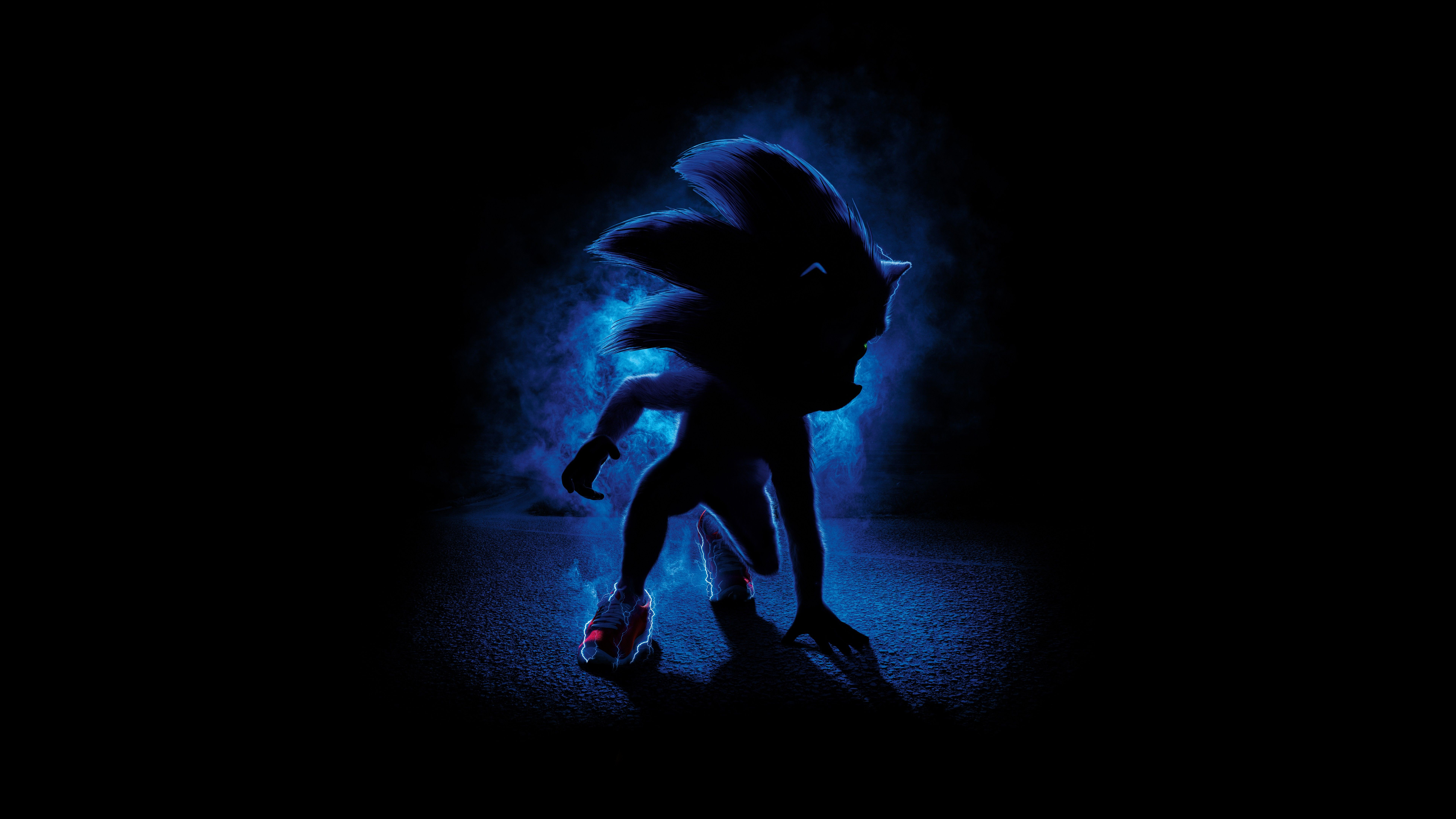 7680x4320 Sonic the Hedgehog Movie Wallpaper 8k Ultra HD ID:3283