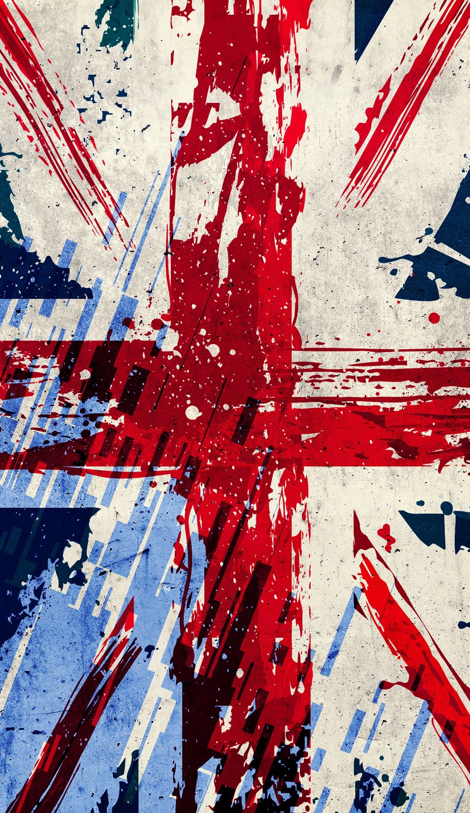 1500x2592 53+ Union Jack Wallpapers on WallpaperPlay