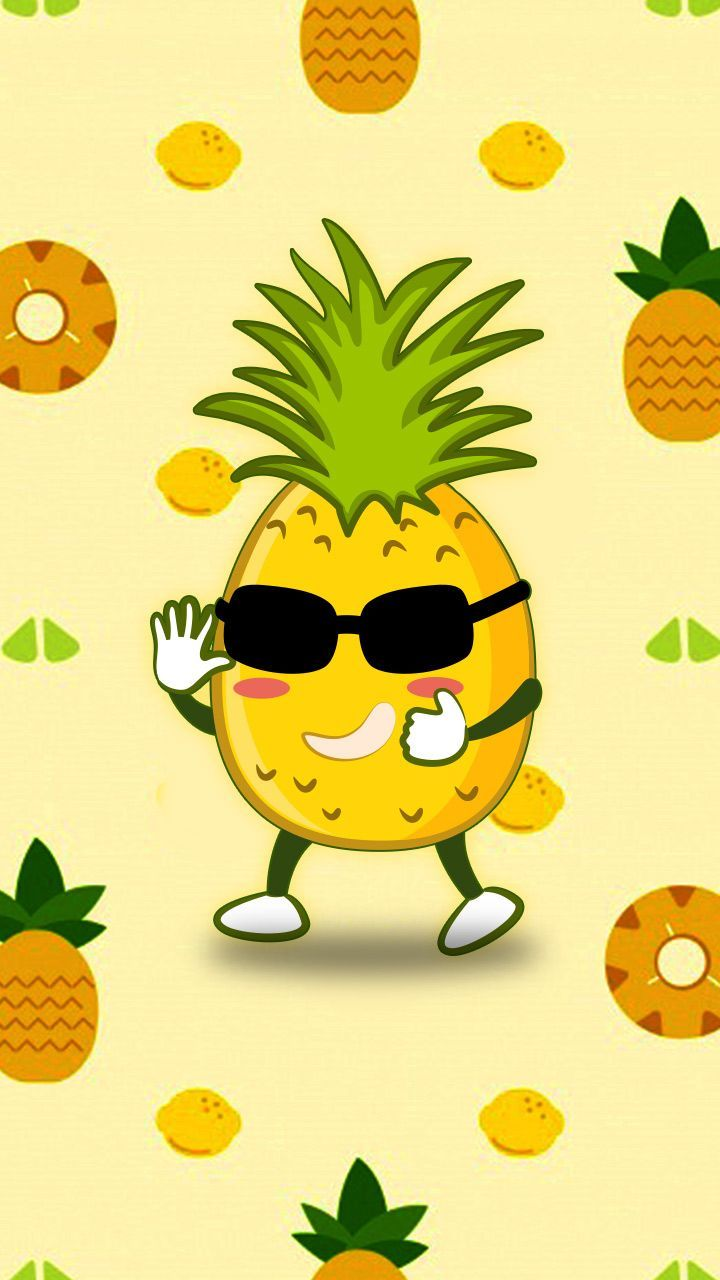 720x1280 Hey what's up hello ! Pineapple dude, how cool is that ...
