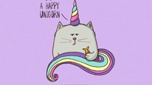 Unicorn Cat Wallpapers – Top Free Unicorn Cat Backgrounds