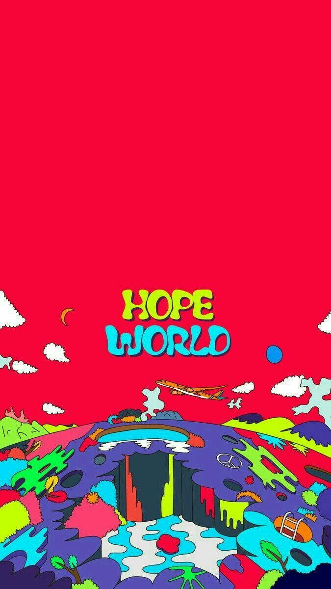675x1200 J-hope 'Daydream (백일몽)' ❤️ 'Hope World' mixtape #HopeWorld ...