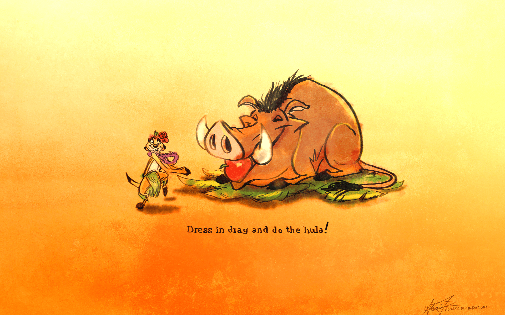 1920x1200 The Lion King Wallpapers